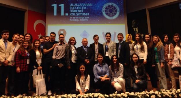 11. Uluslararası İstatistik Öğrenci Kolokyumu, İstanbul