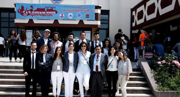 12. Uluslararası İstatistik Öğrenci Kolokyumu, Samsun