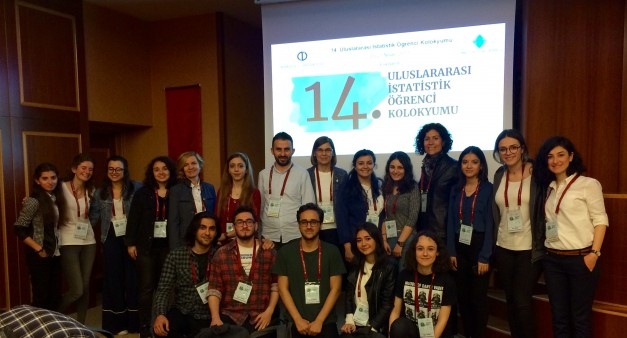 14. Uluslararası İstatistik Öğrenci Kolokyumu, Eskişehir
